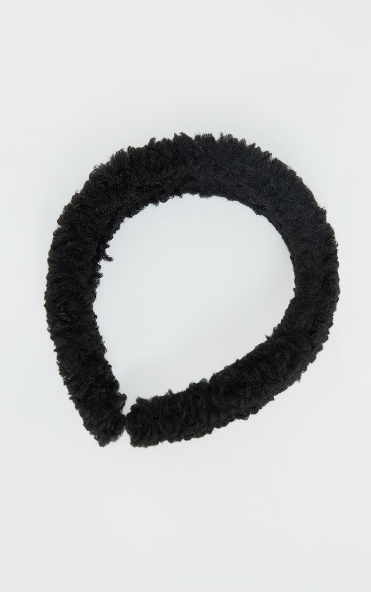 Black Borg Headband 2