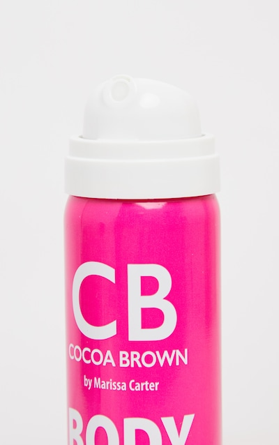 Cocoa Brown Body Makeup Colour and Coverage Medium
