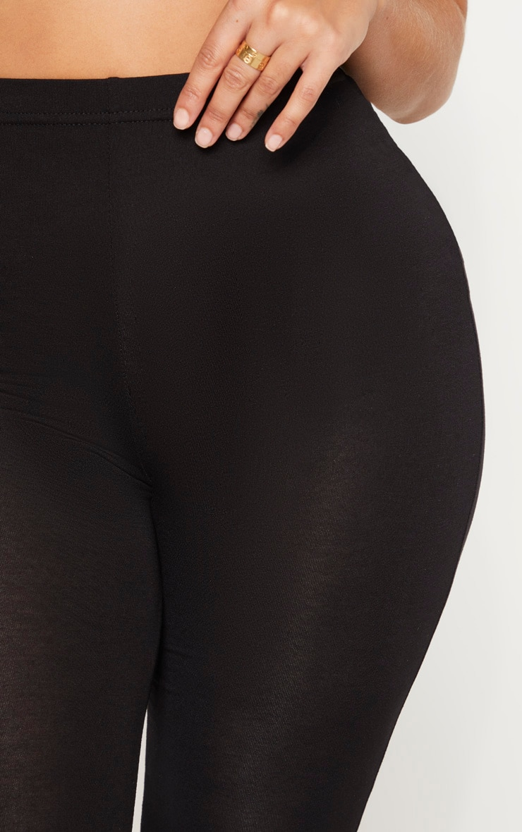 Shape - Legging stretch en jersey noir 5