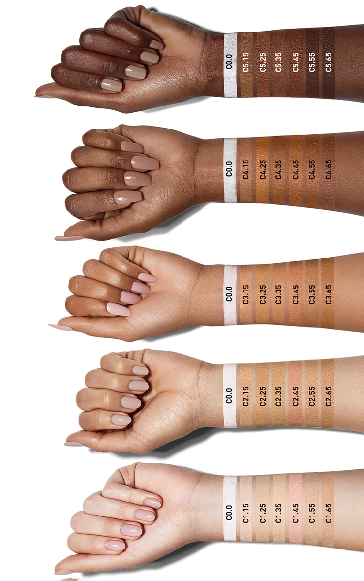 Morphe Fluidity Full Coverage Concealer C3.45 4