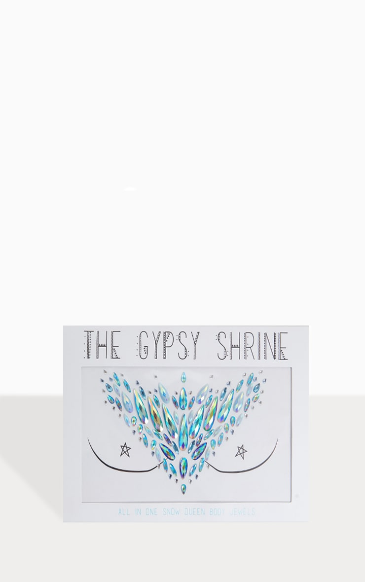 The Gypsy Shrine Snow Queen Chest Piece