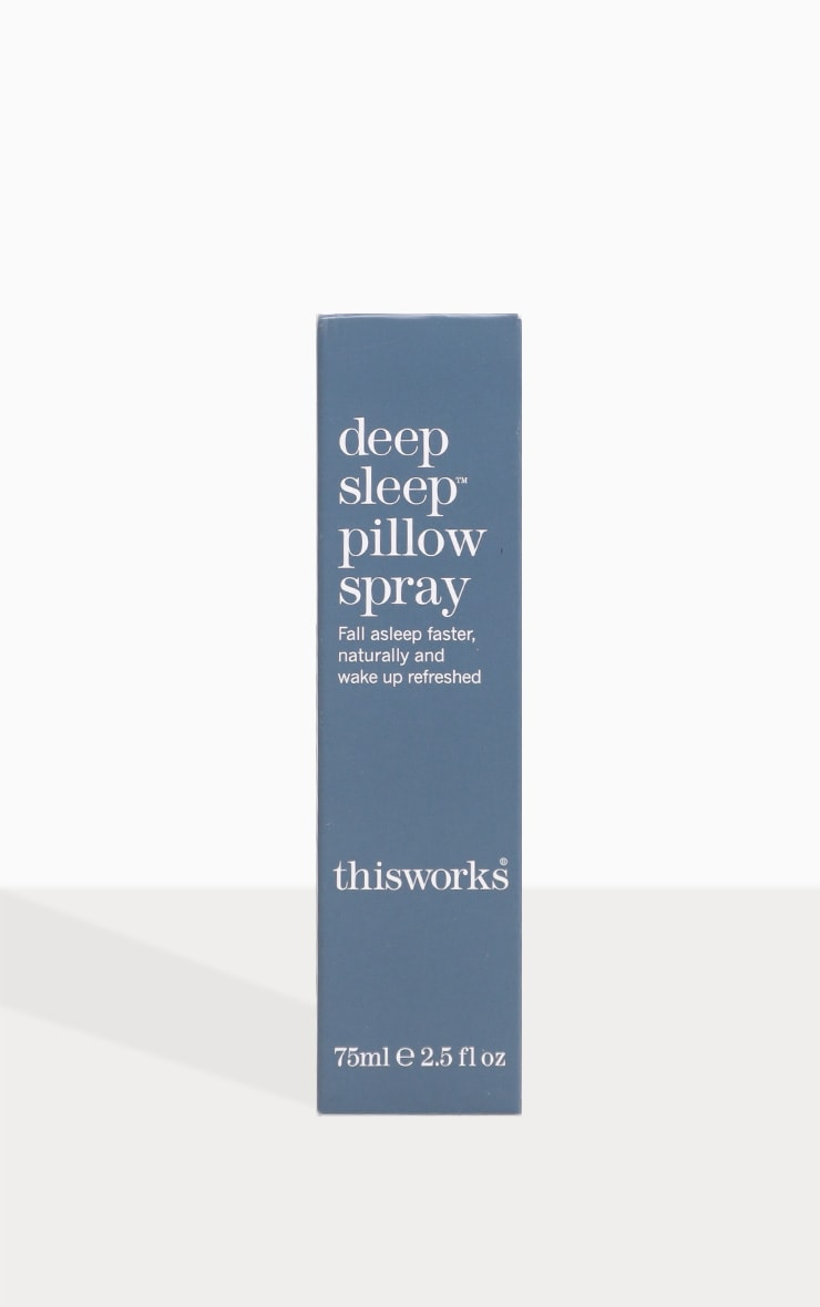 This Works Deep Sleep Pillow Spray 75ml 3