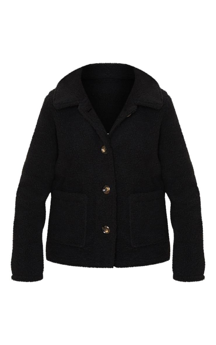Black Borg Jacket  3