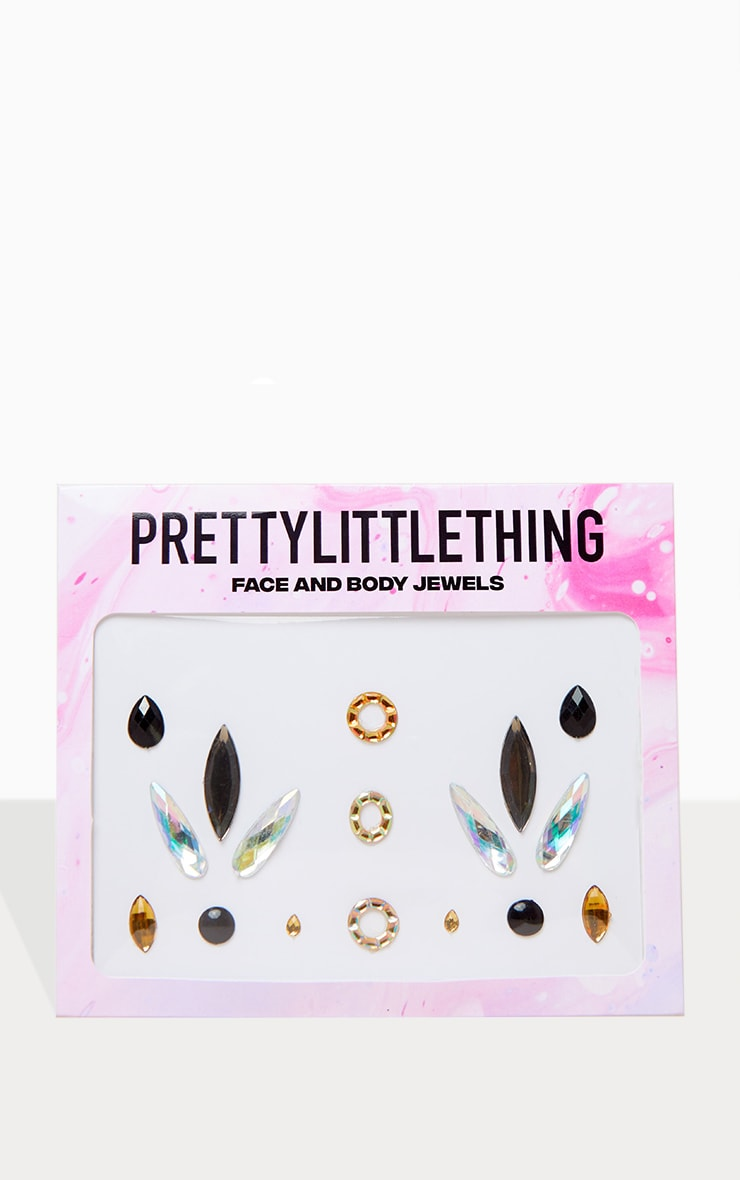 PRETTYLITTLETHING Desert Dreams Individual Jewels 1