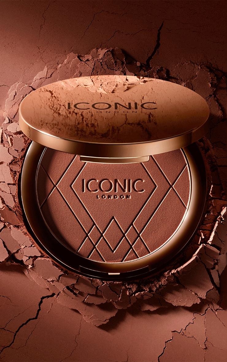 Iconic London - Poudre bronzante ultime - Warm Deep Bronze 1