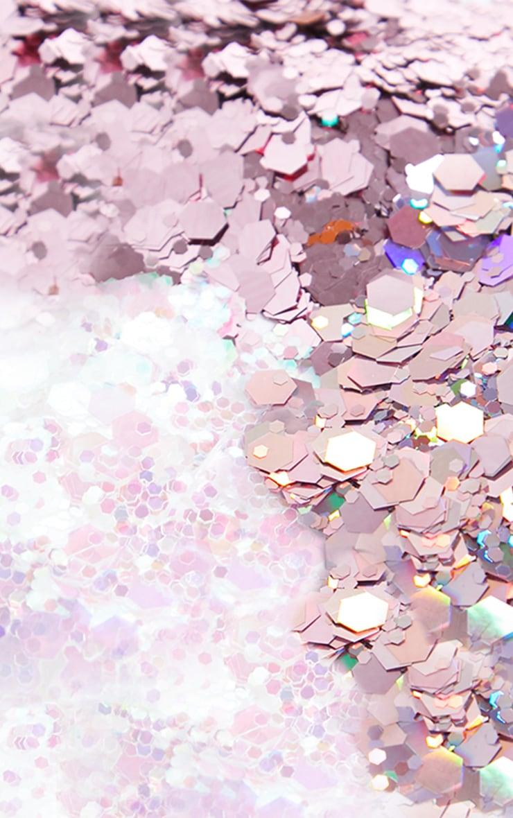PRETTYLITTLETHING Pegasus Face Glitter Kit 4