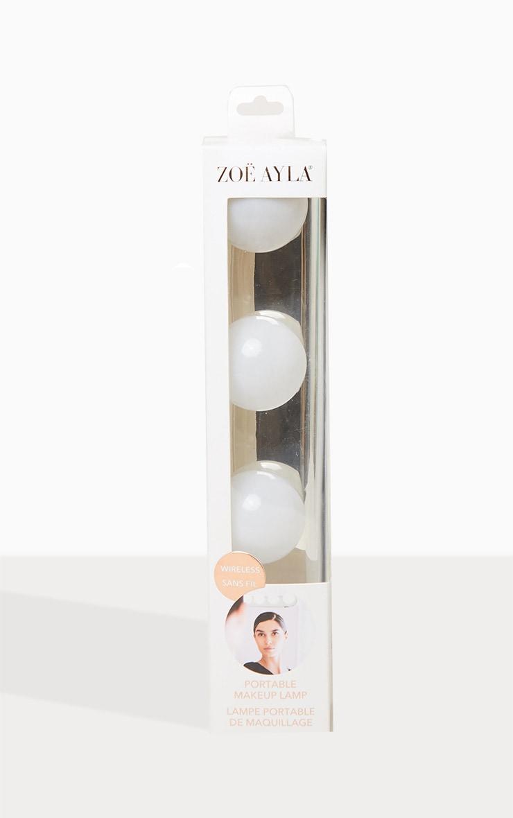 Zoe Ayla Makeup MUA Lamp 4 shades 1