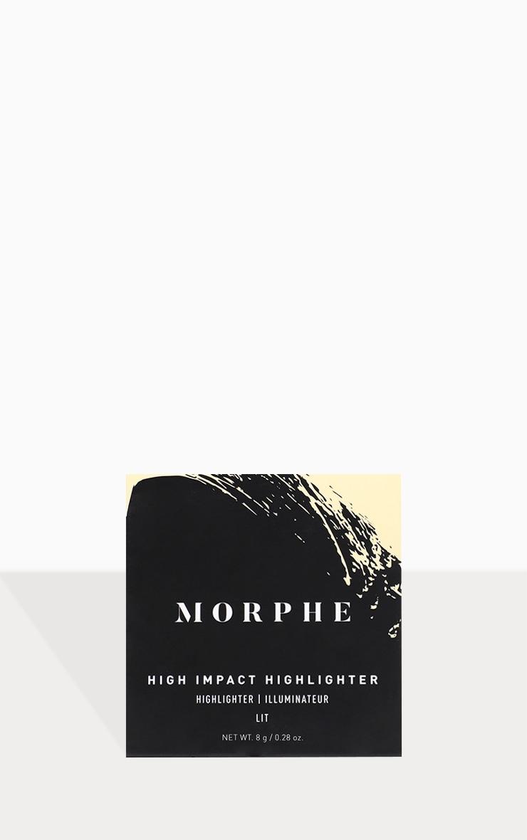 Morphe Highlighter Lit 2