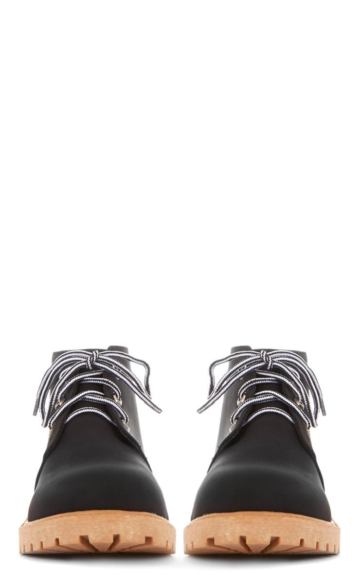 Iyanna Black Desert Boot  4