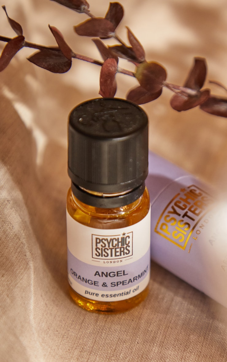 Psychic Sisters Angel Fragrance Essential Oil 2