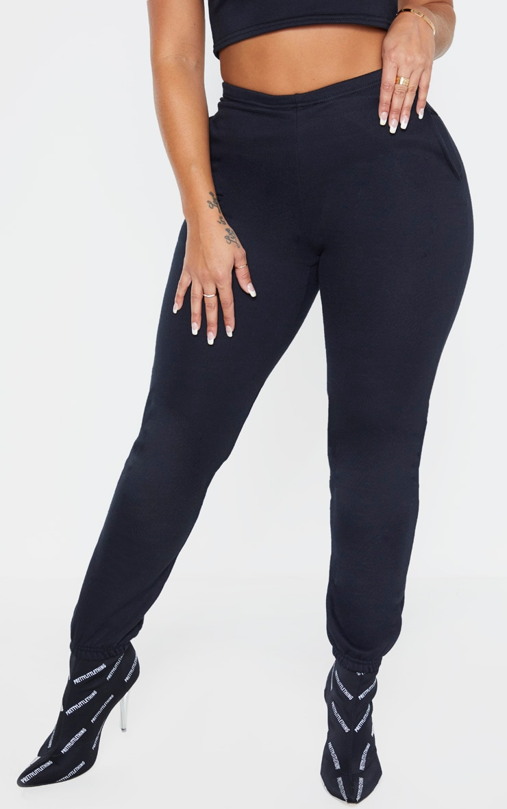 Shape Black Skinny Jogger 2