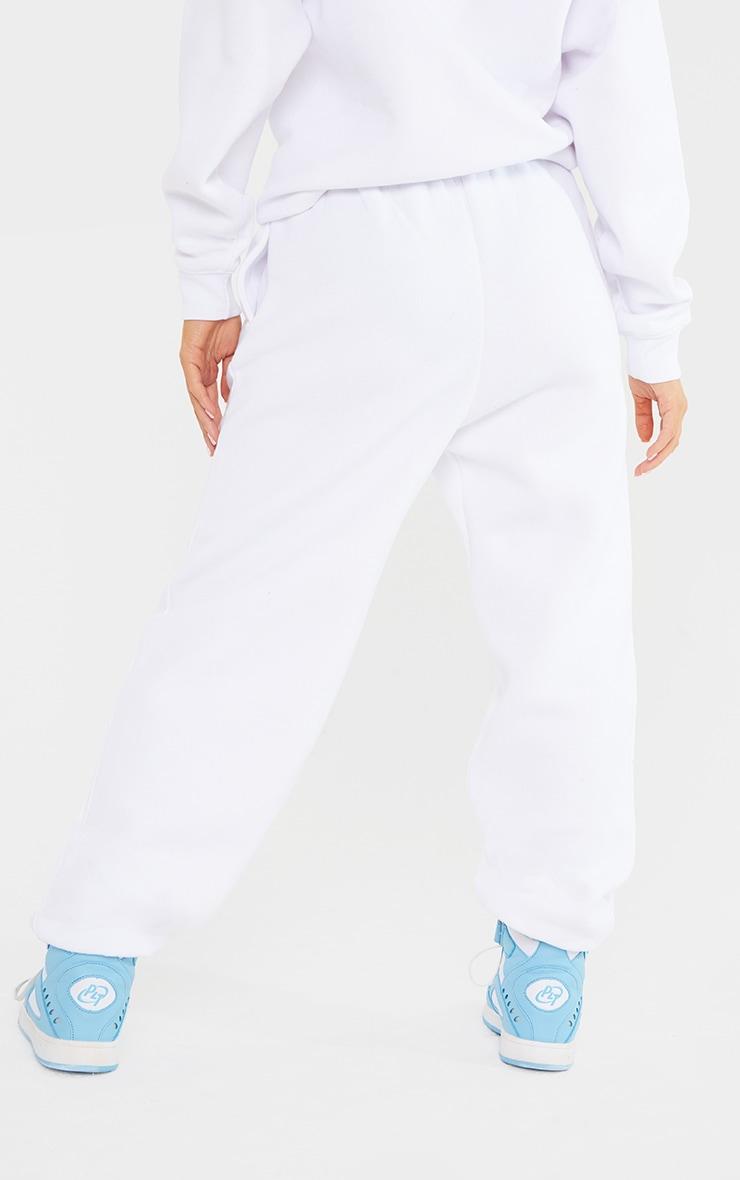 Petite White Ultimate Joggers 3