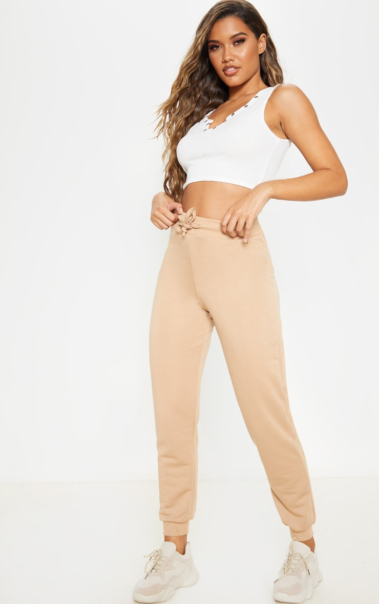 Taupe Ultimate Sweat Jogger