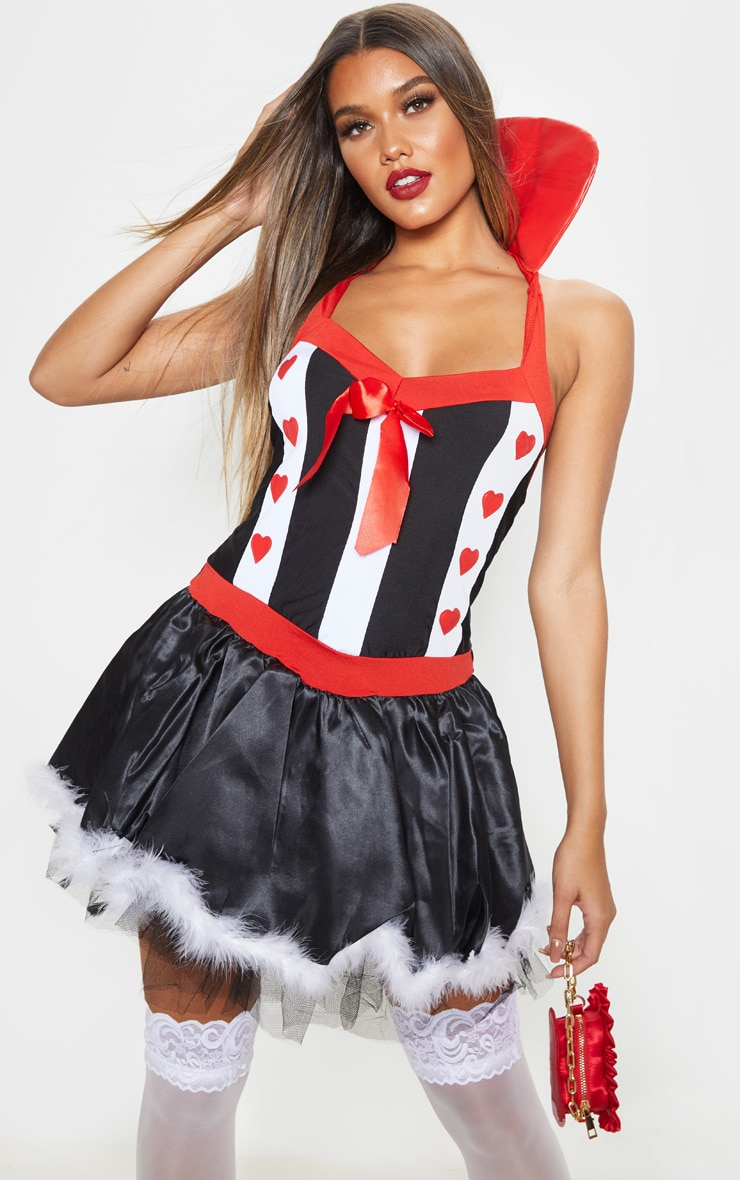 Sexy Queen Of Hearts Costume 1