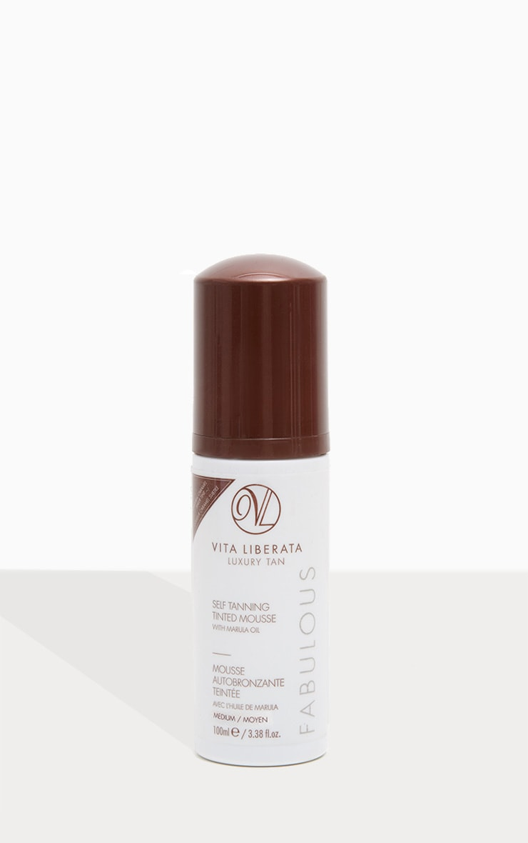 Vita Liberata Self Tan Mousse - Medium 2