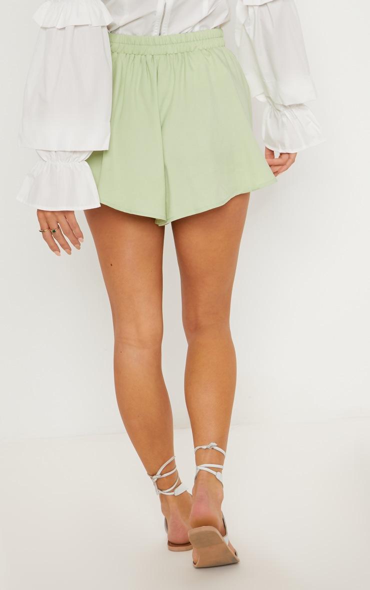 Mint Floaty Shorts 4