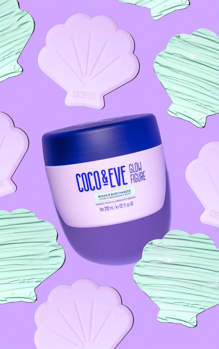 Coco & Eve Glow Figure Bounce Body Masque 1