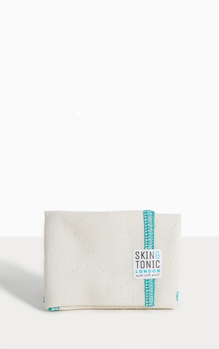 Skin & Tonic London Steam Clean Cleanser & Cloth  2