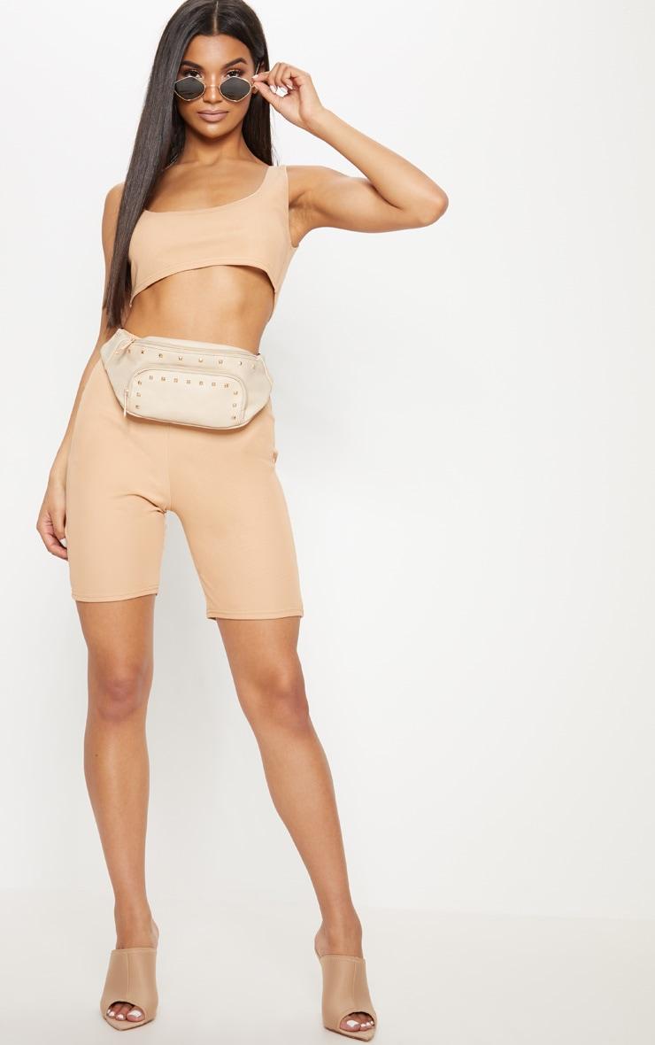 Nude Stud Bum Bag 2
