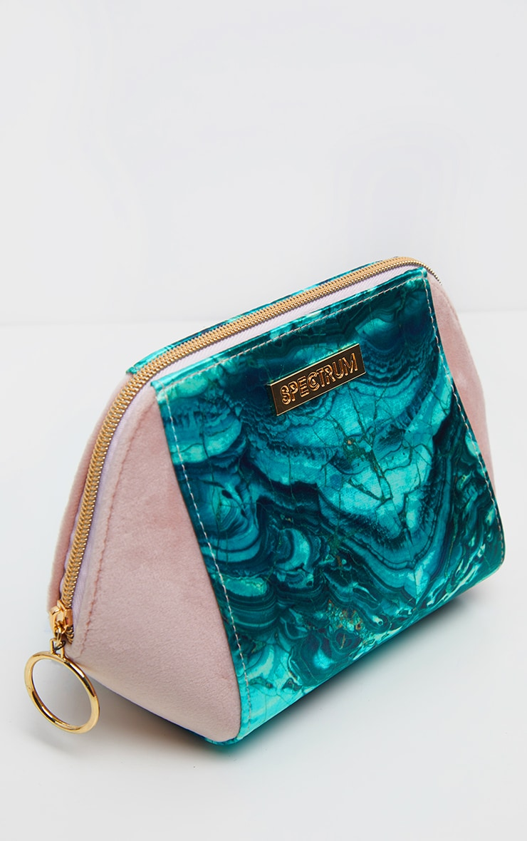Spectrum Malachite Makeup Bag 3