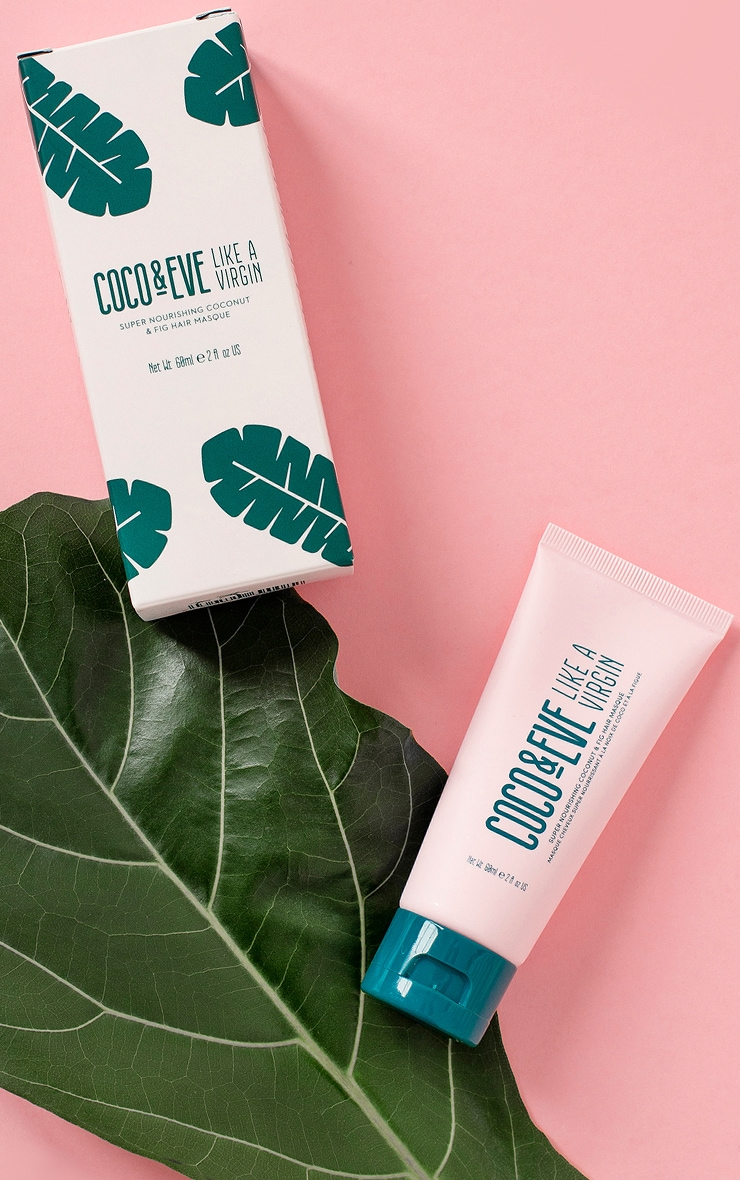 Coco & Eve Travel Size Hair Mask 60ml 4