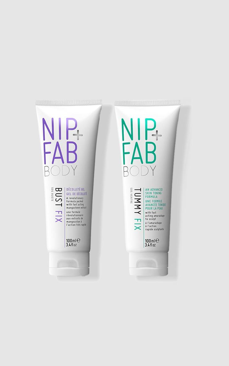 Nip & Fab Tummy Fix + Bust Fix Bundle (Worth £36) 1
