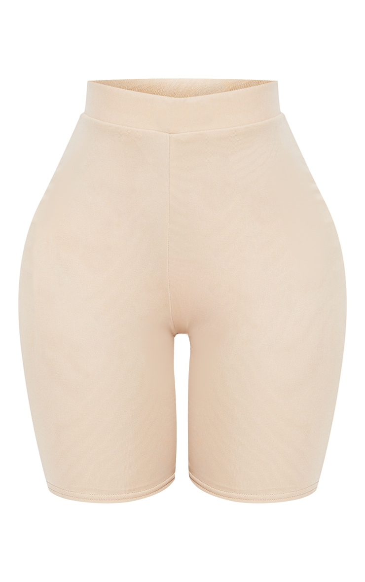 Shape Nude Mesh bike Shorts 3