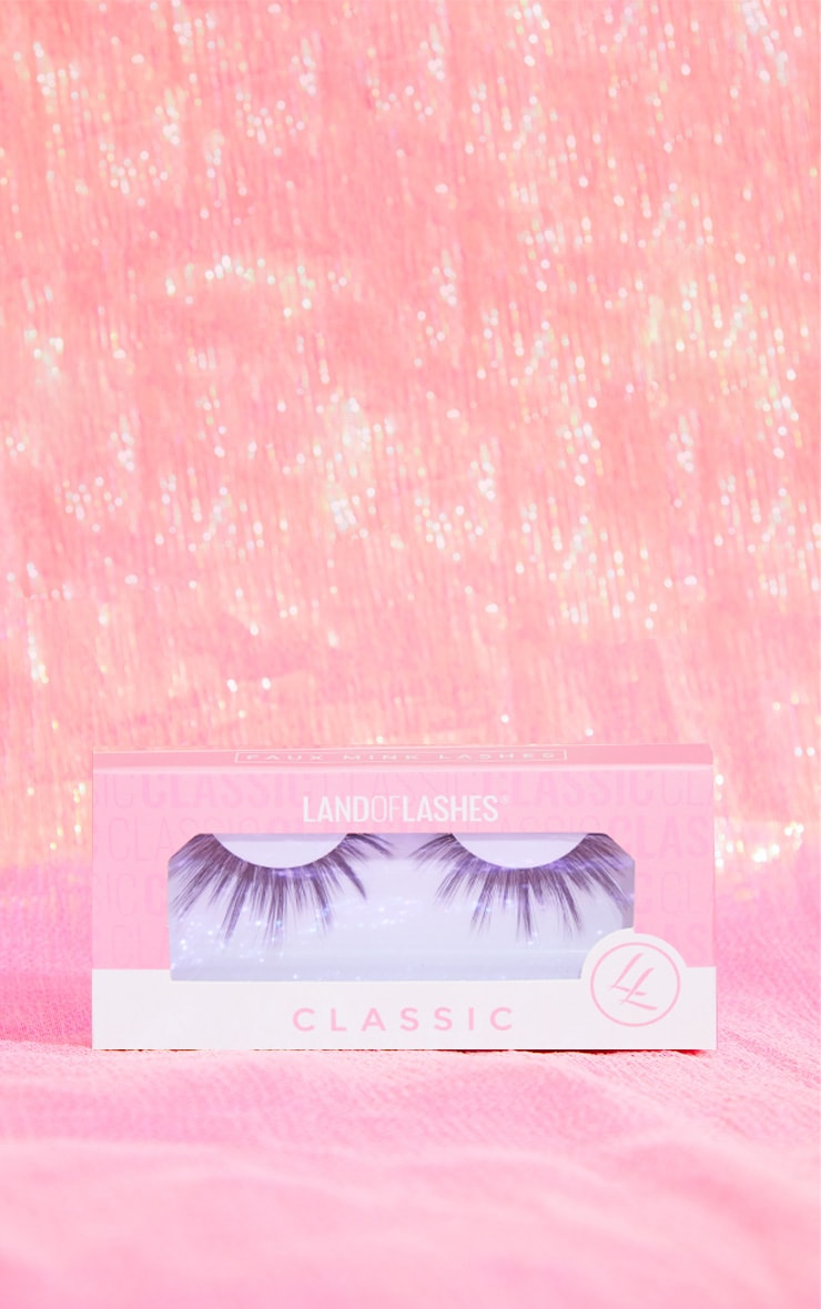 Land of Lashes Miami Faux Mink Lashes 1