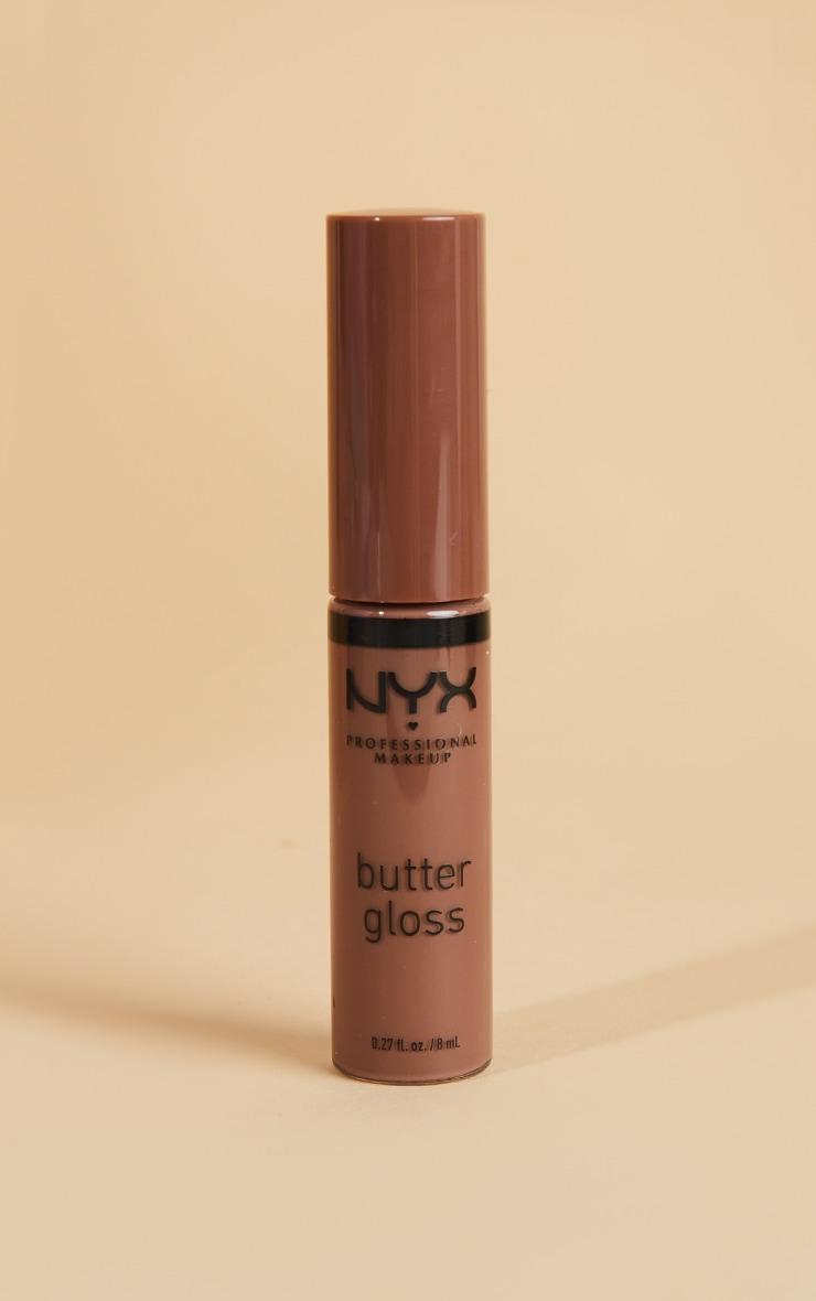 NYX Professional - Gloss à lèvres Butter Gloss - Cinnamon Roll 2