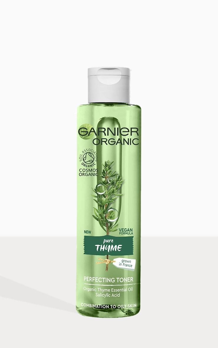 Garnier Organic Thyme Perfecting Toner 150ml 2