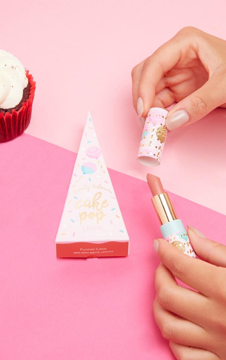 Beauty Bakerie Cake Pop Lippies Funnel Cake 2