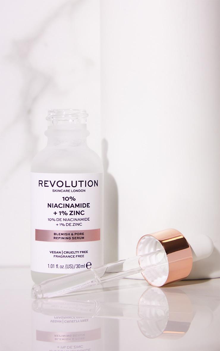 Revolution Skincare Blemish and Pore Refining Serum - 10% Niacinamide + 1% Zinc 1