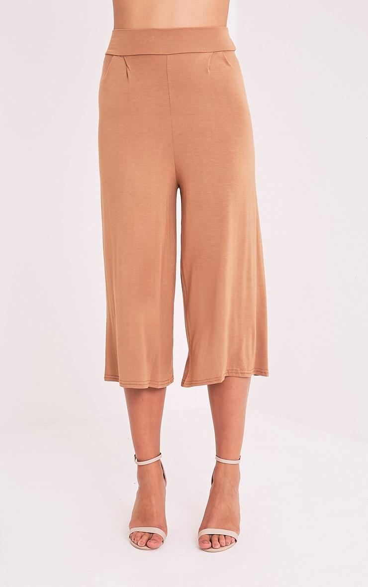 Basic Camel Culottes 2