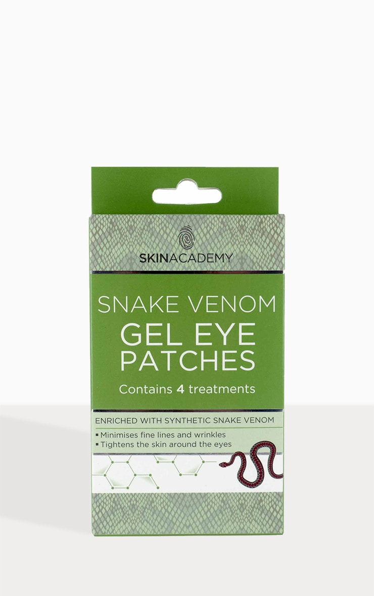 Skin Academy Gel Eye Patches Snake Venom 2