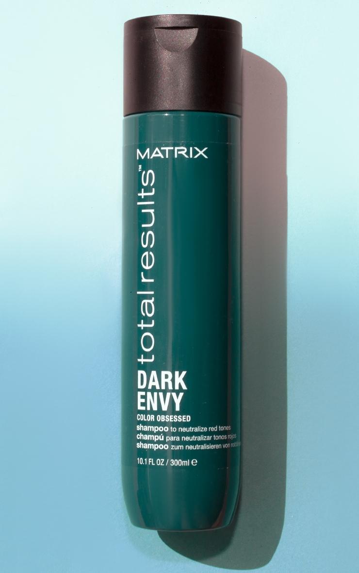 Matrix Total Results Dark Envy Neutralising Shampoo for Dark Brunette Hair 300ml 1