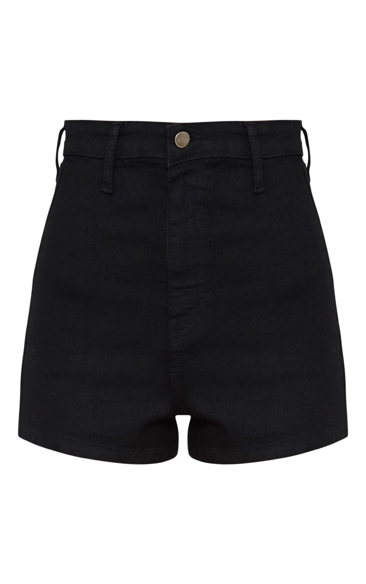 Black Disco Fit Short 1