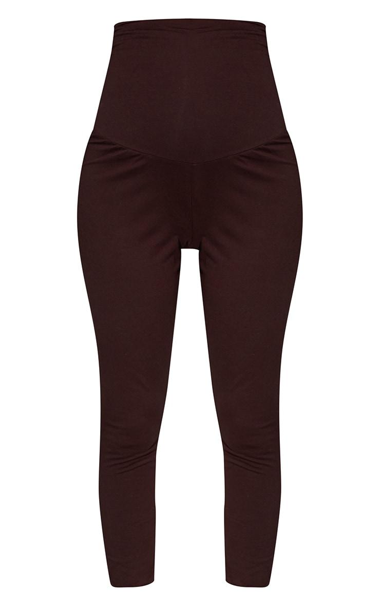 RENEW Maternity Chocolate Bump Support Leggings 5