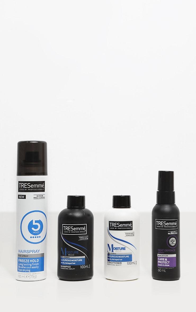TRESemmé - Lot de 4 produits soin capillaire format voyage 2