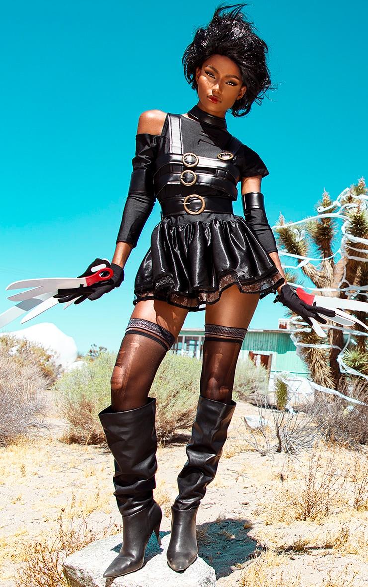 Premium Sexy Scissorhands Costume 4