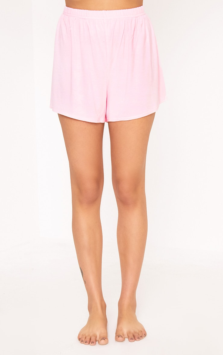 Baby Pink Unipug Printed PJ Set 5