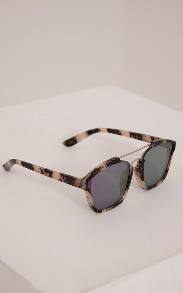 Lexus Multi Pattern Framed Sunglasses 4