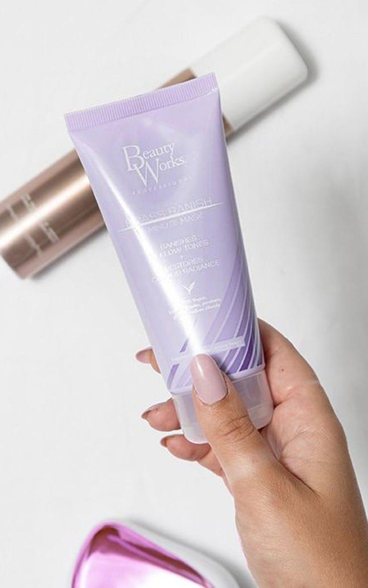 Beauty Works - Masque capillaire Brass Banish en 5 minutes - 100 ml 1