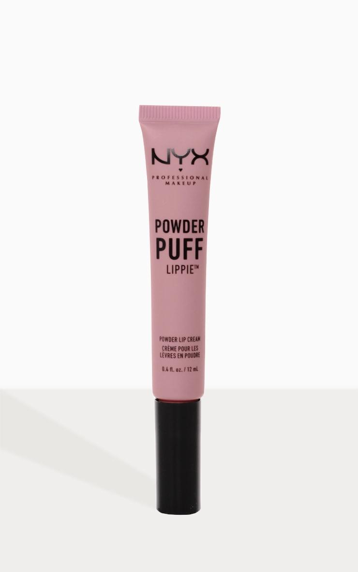 NYX PMU Powder Puff Lippie Lip Cream Will Power 1
