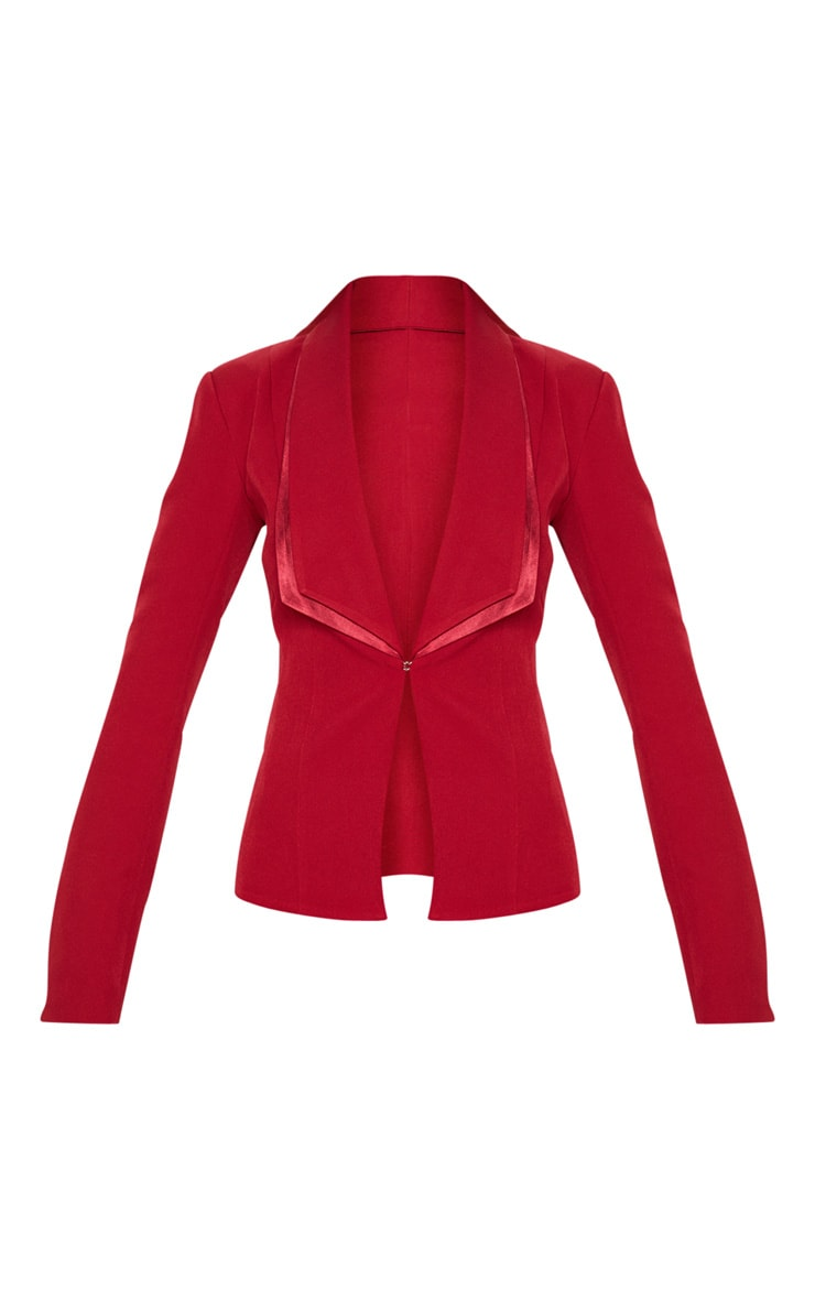 Red Suit Jacket  3