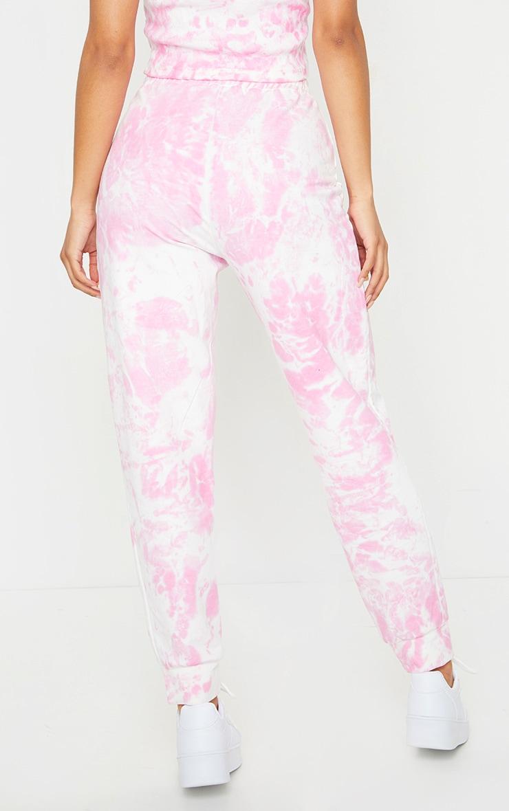 Pink Tie Dye Joggers 3
