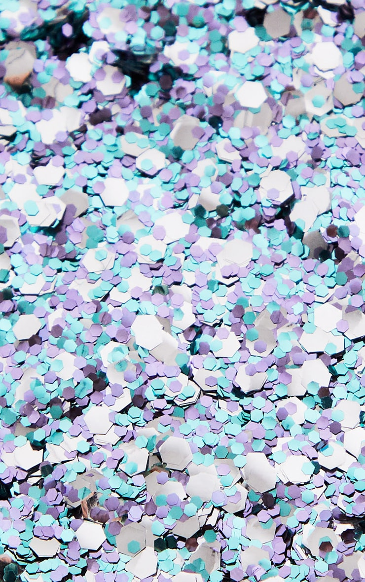Ecostardust Silver Lunar Biodegradable Glitter 3