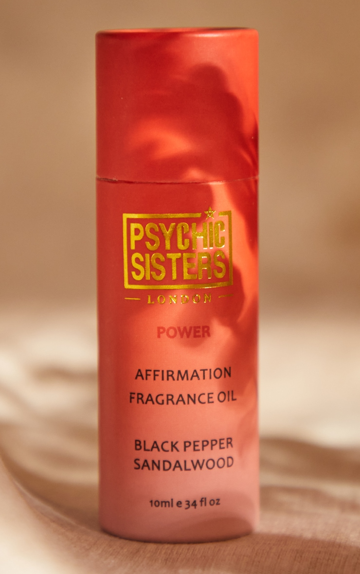 Psychic Sisters Power Fragrance Essential Oil 3