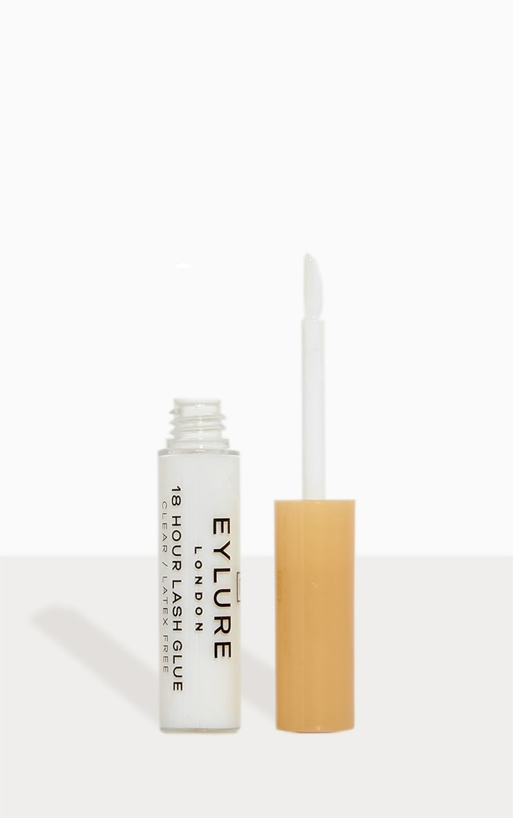 Eylure 18hr Lash Glue Clear Latex Free 2