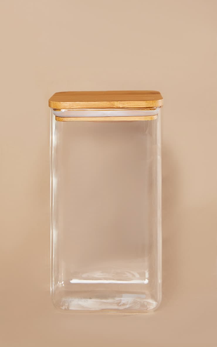 Glass Storage Container Large 3