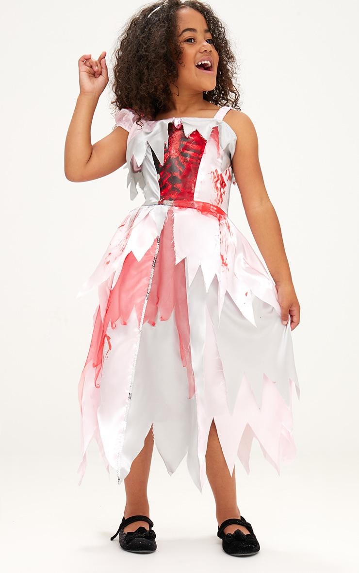 Zombie Princess Halloween Costume 4
